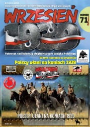 Wrzesien 1939: Polish Uhlans on horseback 1939 / 1:72