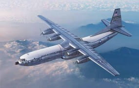Douglas C-133B Cargomaster / 1:144