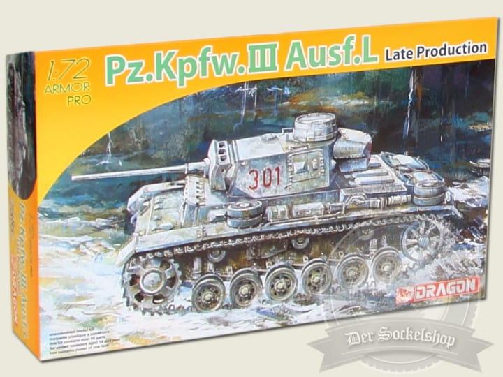 Pz.Kpfw. III Ausf. L Late / 1:72