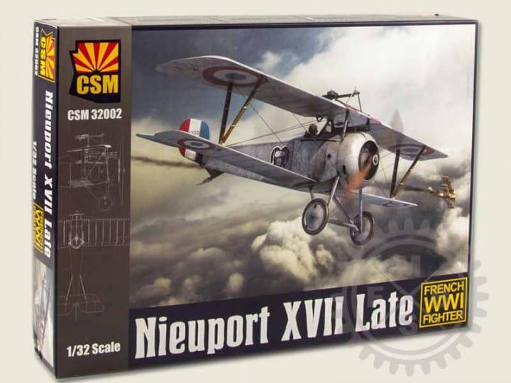 Nieuport XVII late / 1:32