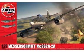 Messerschmitt ME262a-2A / 1:72