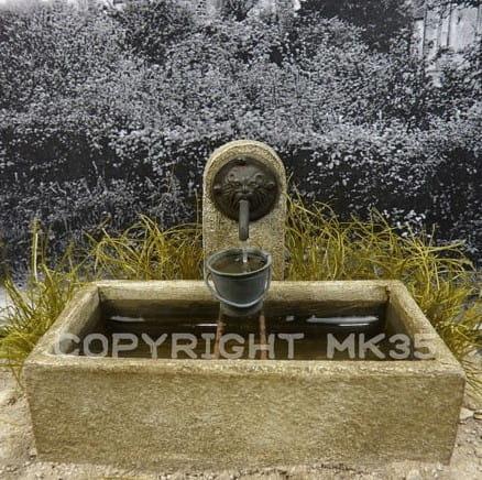 Fountain No.6 / 1:35