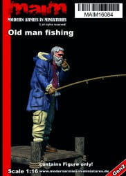 Old man fishing / 1:16