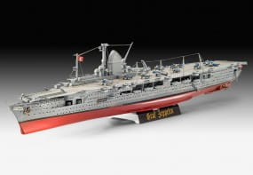 German Aircraft Carrier GRAF ZEPPELIN / 1:720