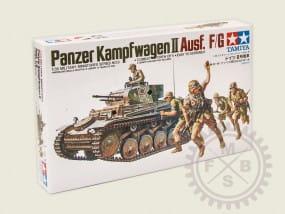 Panzer II Ausf. F/G / 1:35