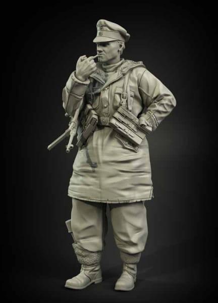 WSS Anorakanzug officer No.1 / 1:35