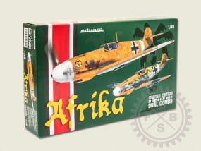Afrika - Dual Combo - Limited Edition - / 1:48