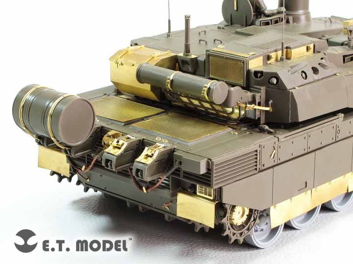 french leclerc series 2 main battle tank grilles tamiya 35279 1 35 e t model 35111. Black Bedroom Furniture Sets. Home Design Ideas