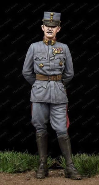 The Body 'Der Kaiser' Austro-Hungarian Emperor Karl / 1:48