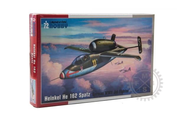 Heinkel He 162 Spatz / 1:72