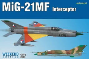 MiG-21MF Interceptor - Weekend Edition - / 1:72