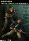 Vietcong Fighters - local Forces #4 / 1:35