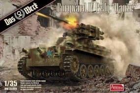 """Borgward IV Panzerjäger """"Wanze"""" / 1:35"""
