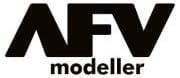 Logo: AFV Modeller