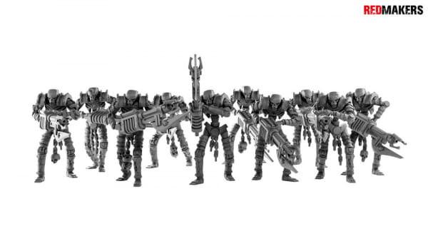 Robotics Warriors
