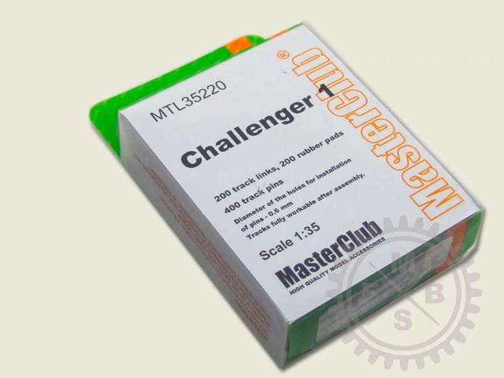 Tracks for Challenger 1 / 1:35