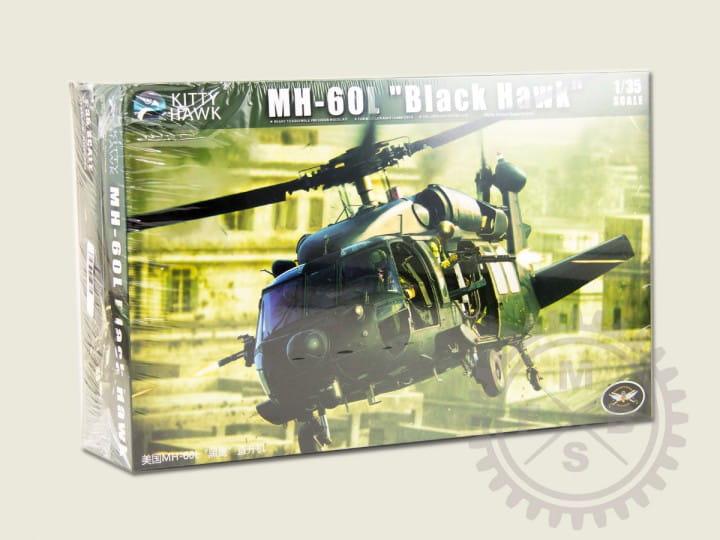 Kitty Hawk MH-60L Black Hawk / 1:35