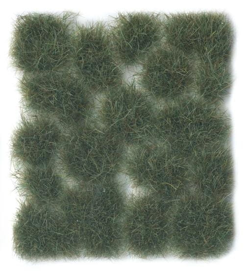 Vallejo Scenery: Wild Tuft - Strong Green - 12mm