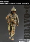 U.S. Infantry Machine Gunner Vietnam '68 / 1:35